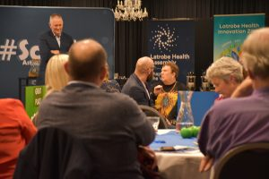 THE LATROBE HEALTH ASSEMBLY IS FORMED